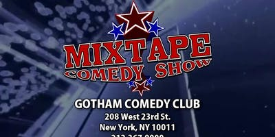 event image Mixtape Comedy Show Vol. 129