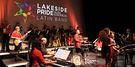 "Lakeside Pride Latin Band's ""Fiesta de Baile"""