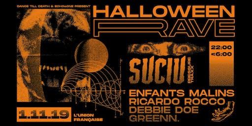 DANCE TILL DEATH x ECHOisONE | Halloween Rave