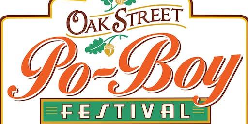 2019 Oak Street Po-boy Festival