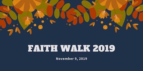 Faith Walk Group tickets