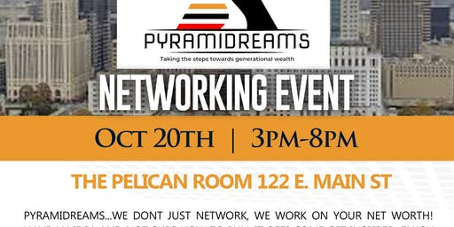 Pyramidreams Networking Event