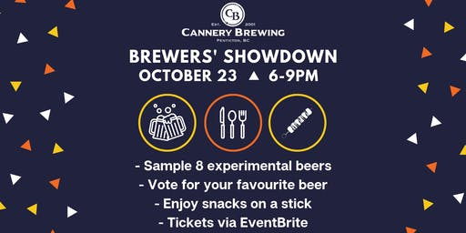 Brewers' Showdown at Cannery Brewing