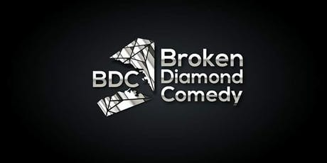 Broken Diamond Comedy Festival Day2 tickets