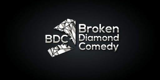 Broken Diamond Comedy Festival Day2