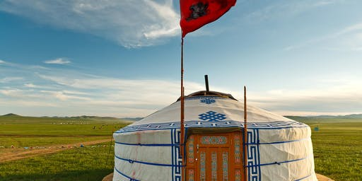 Copy of Fully Escorted Transmongolian Rail Adventure Free Info Afternoon