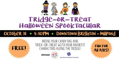2019 Tridge-or-Treat Halloween Spooktacular