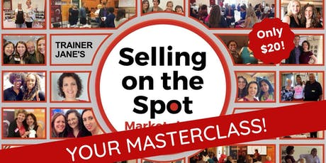 Selling on the Spot MASTERY tickets