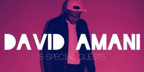 Live Session w/ David Amani