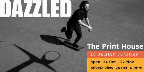 DAZZLED | Exhibition Private View tickets