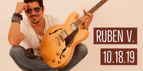 Intimate Evening with Ruben V tickets