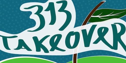 313 Takeover Comedy Show