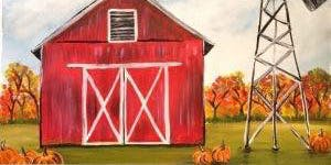 Paint Night hosted by Redding Rodeo Assoc. Auxiliary & Wine Not