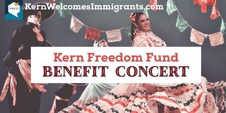 Kern Freedom Fund Benefit Concert tickets