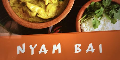 Nyam Bai: A Cambodian Dinner tickets