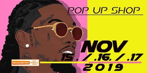 Trap Safely NYC PRESENTS: TRAP GALLERY POP UP SHOP