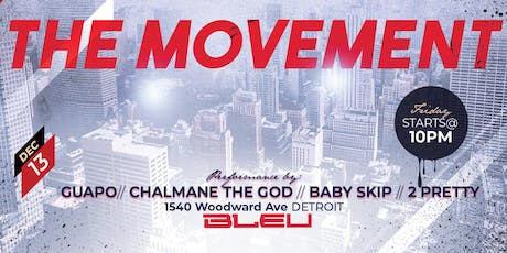 The Movement tickets
