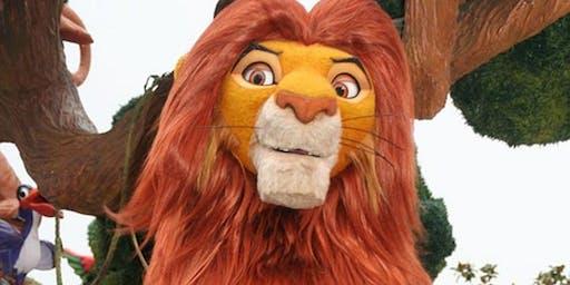 Disney's The Lion King Halloween Movie Event