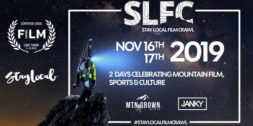 Stay Local / Film Crawl / 2019