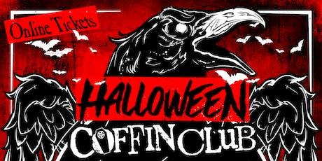 COFFIN CLUB : HALLOWEEN : ONLINE TICKETS tickets