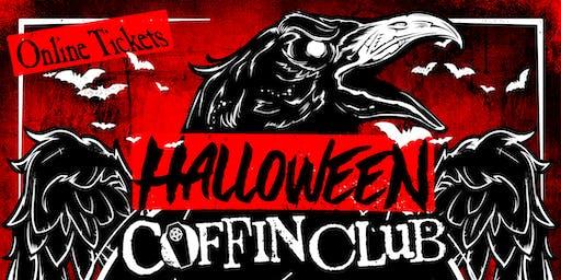 COFFIN CLUB : HALLOWEEN : ONLINE TICKETS