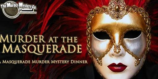 Midnight at the Masquerade, Dinner with a Side of Murder