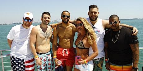 Booze Cruise Miami | Miami Party Boat | Boat Party In Miami tickets