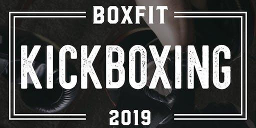 BoxFit Kickboxing!