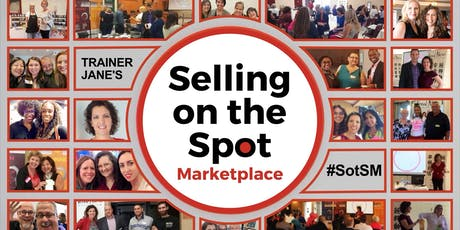 Selling on the Spot Marketplace - Niagara tickets