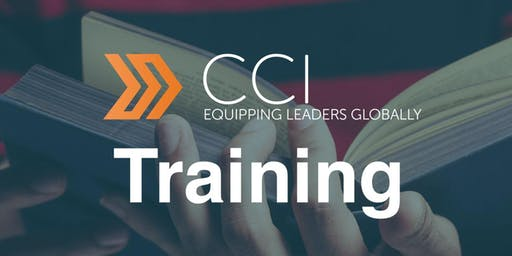 Crossing Cultures International (CCI) Training