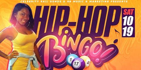 Hip Hop Bingo St. Pete Take 5 tickets