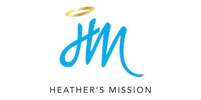 Run Around the World with Heather's Mission