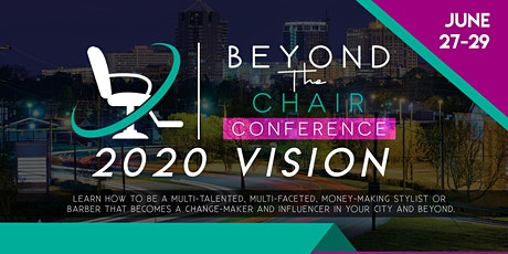 Beyond the Chair Conference: 2020 Vision tickets