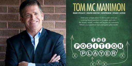 Meet the Author at the Pyramid Club: The Position Player with Tom McManimon