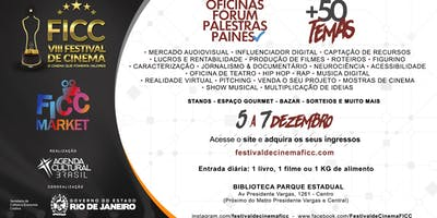 [Dia 05.12 - Palestras] Festival de Cinema FICC