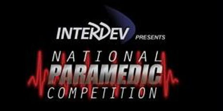 National Paramedic Competition and Awards Gala 2020 tickets