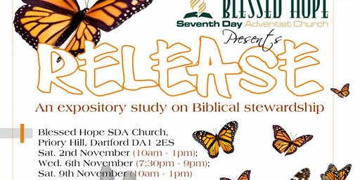 Release (An expository study on Biblical Stewardship)