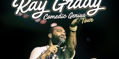 "Ray Grady ""Comedic Genius"" Tour - Live in Fontana"