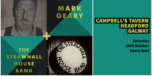 Mark Geary & The StrawHall House Band - DOUBLE BILL