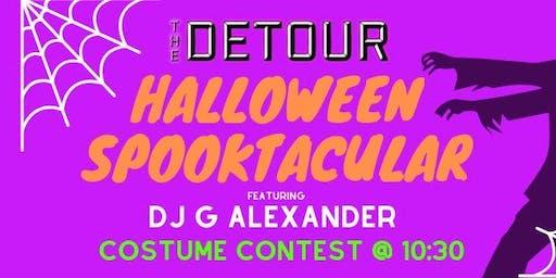 The Detour's Halloween Spooktacular