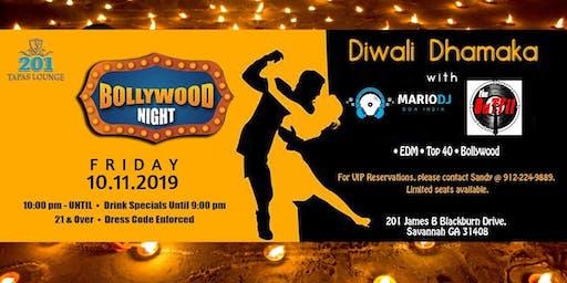 Bollywood Night Diwali Dhamaka