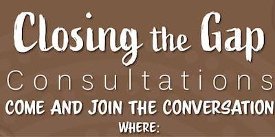 Closing the Gap Consultations: Menindee