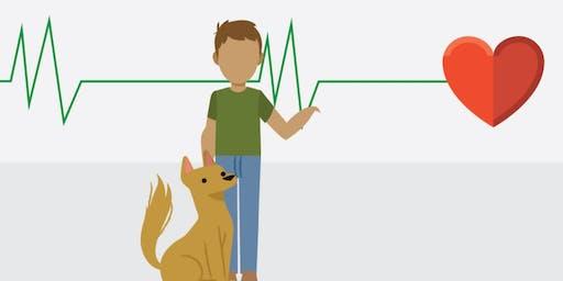 Curso Primeros Auxilios para mascotas