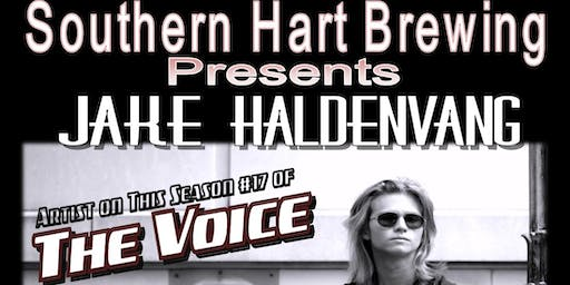 Southern Hart Brewing Presents Jake HaldenVang of The Voice Season #17