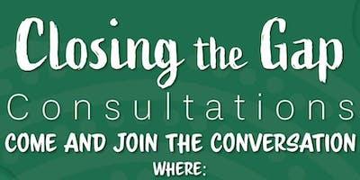 Closing the Gap Consultations: Mt Druitt