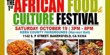 African Food and Culture Festival tickets