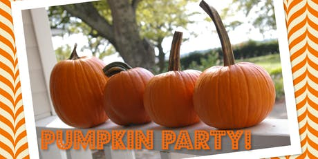 Pumpkin Party tickets
