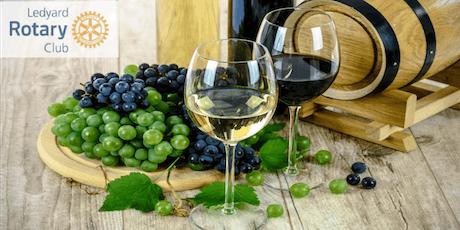 Ledyard Rotary Wine Tasting 2019 tickets