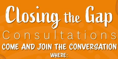 Closing the Gap Consultations: Coffs Harbour tickets