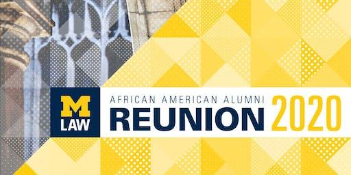 Michigan Law - Midwest Black Alumni Social 10/31/19 Taste 222 Chicago